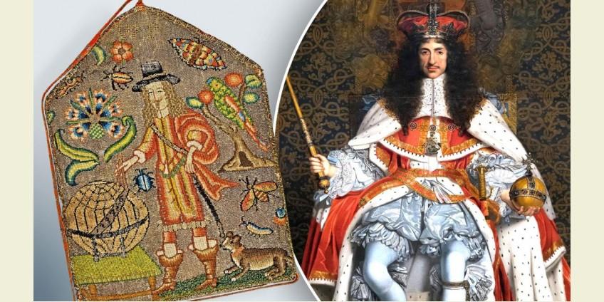 Кошелек спасителя Карла II выставлен на продажу