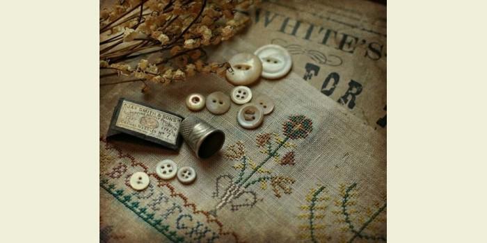 Что такое примитивная вышивка?