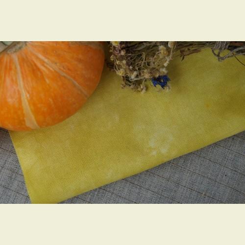 Ткань для вышивки ручного окрашивания «Dry grass»