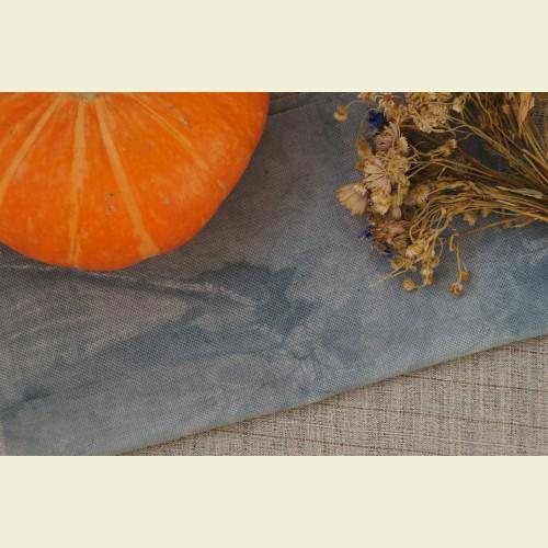 Ткань для вышивки ручного окрашивания «Shades of gray»