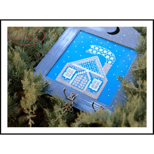 Схема для вышивки «Снежная сказка»