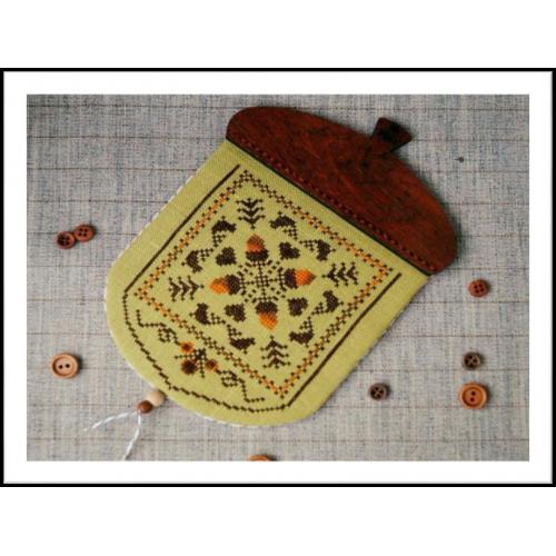 Схема для вышивки «Осенние мотивы»
