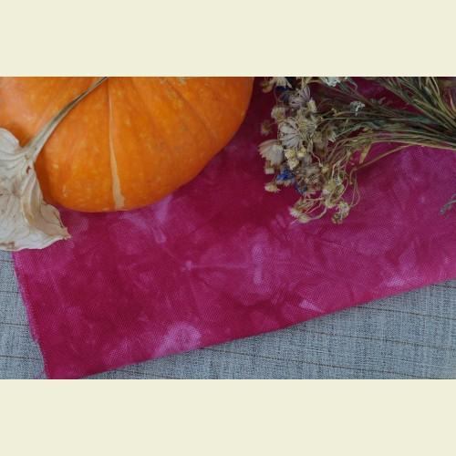 Ткань для вышивки ручного окрашивания «Fuchsia»