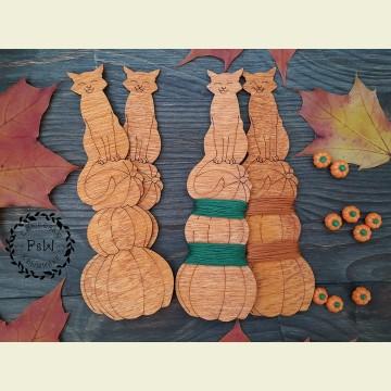 Бобинка «Хранитель тыкв - Pumpkin guard»