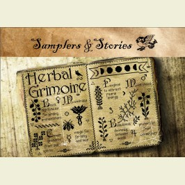 Herbal Grimoire