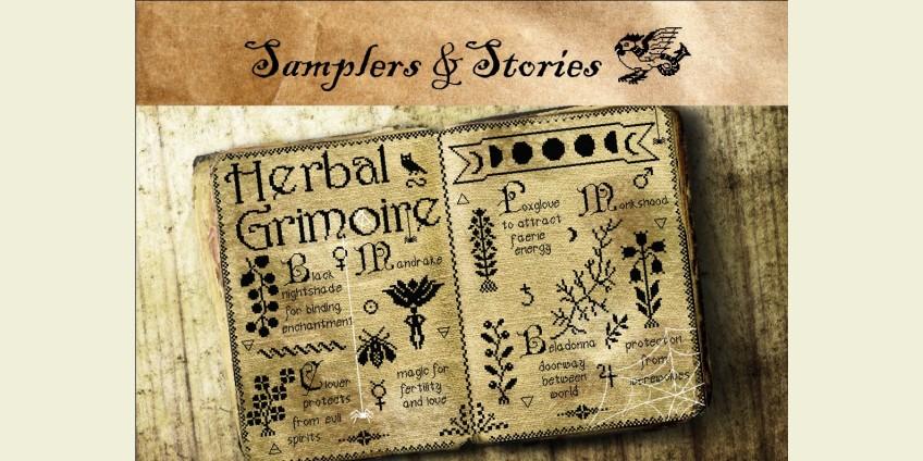 Herbal Grimoire