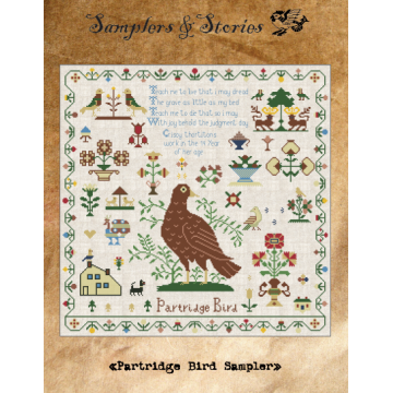 Partridge Bird Sampler