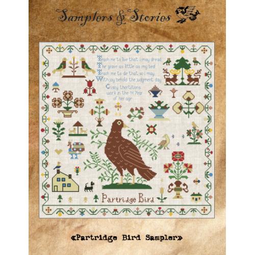 Partridge Bird Sampler